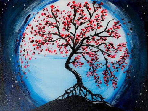 PaintEvents-Moon-Tree