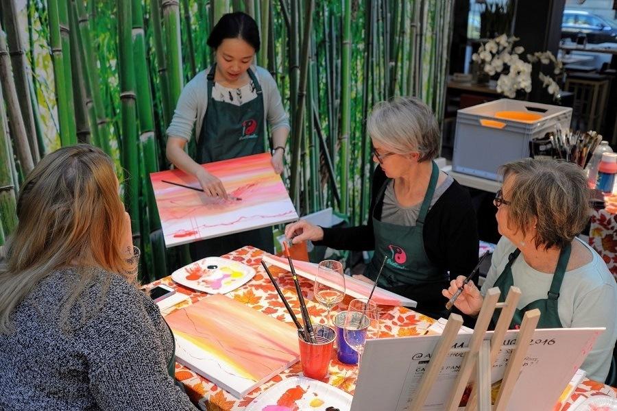 Paint Events Teambuilding
